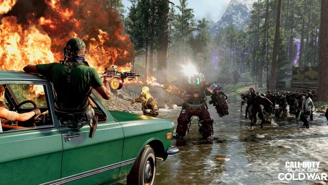Notas del parche de Call Of Duty: Black Ops Cold War – Errores del brote solucionado