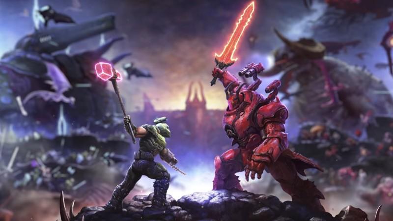 Doom Eternal: The Ancient Gods – Parte dos adelantada para la revelación del miércoles
