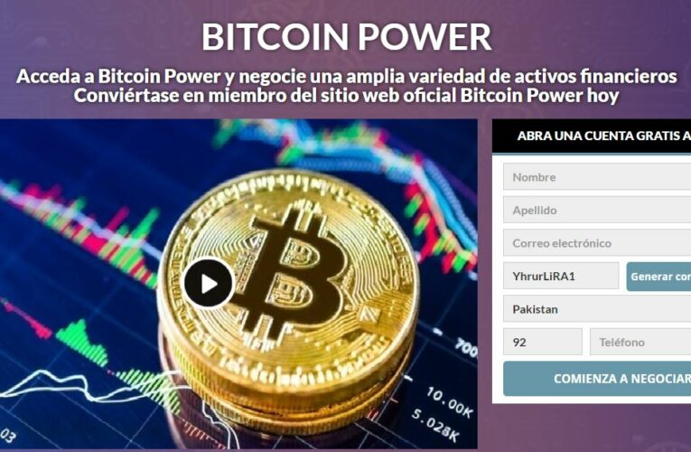 bitcoin power
