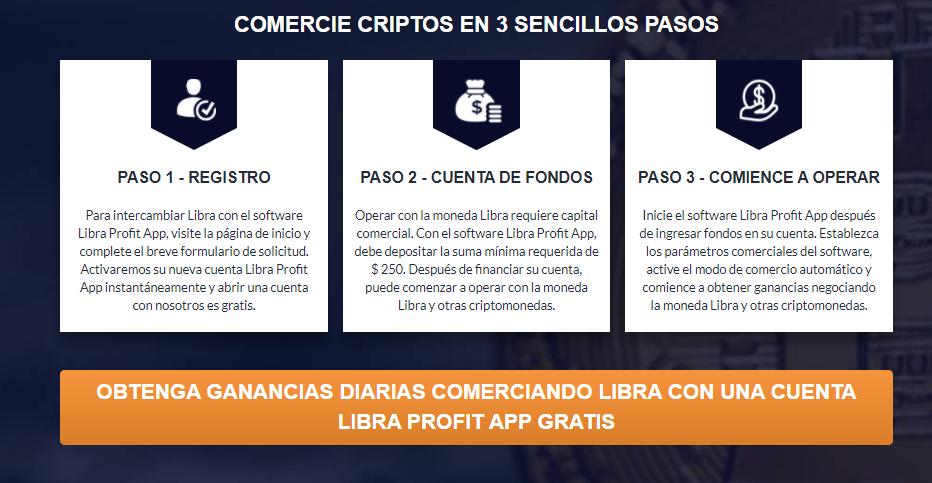 Libra Profit App
