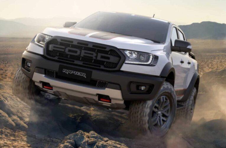 Se revela la camioneta Ford Ranger Raptor X, con adiciones cosméticas por dentro y por fuera