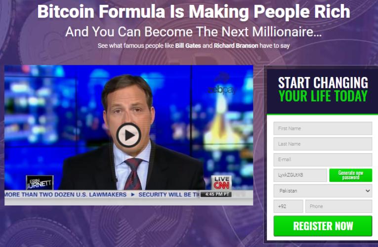 Bitcoin Formula Opiniones – ¿Confiable o es una estafa? (2021)