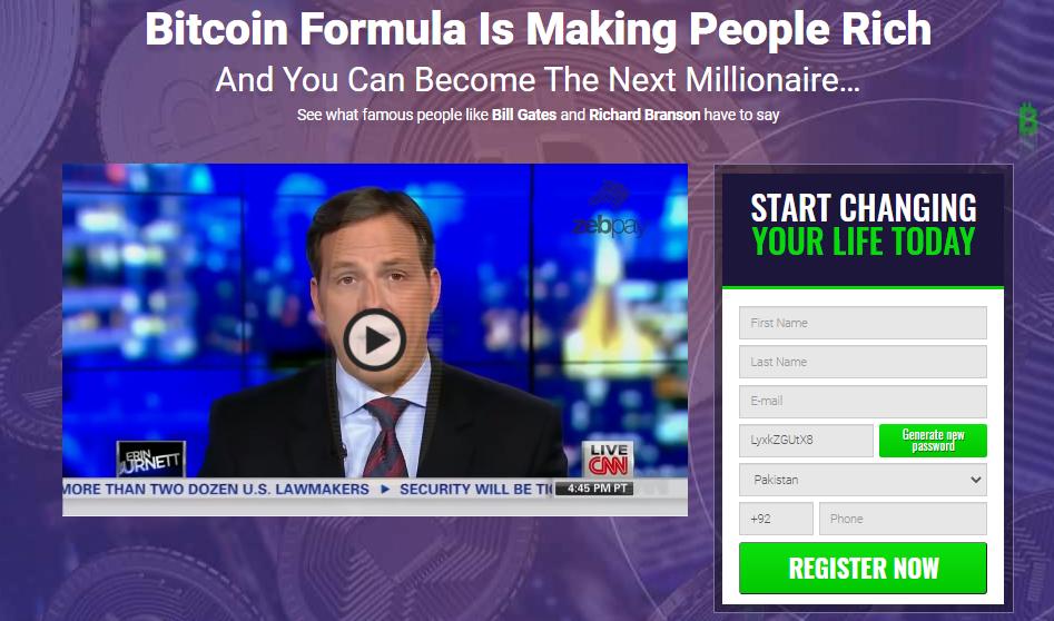 Bitcoin Formula