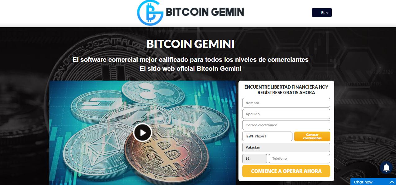 bitcoin gemini Homepage