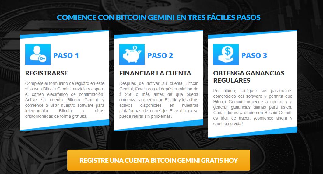 bitcoin gemini