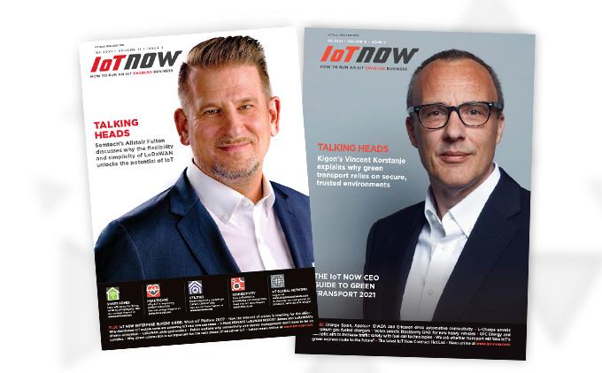 IoT Now Magazine 2021 Q2: la simplicidad de LoRaWAN ayuda a IoT a acelerar el ritmo