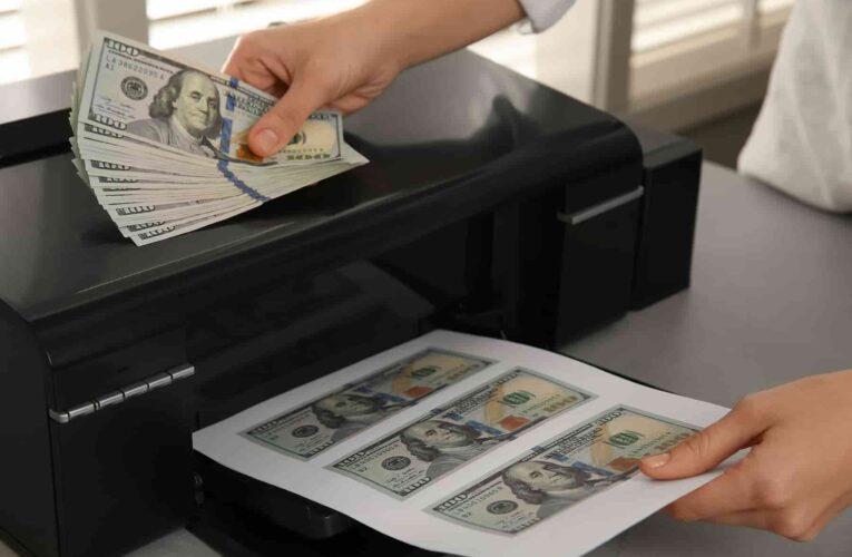La creación de dinero global aumentó $ 15 billones en 12 meses