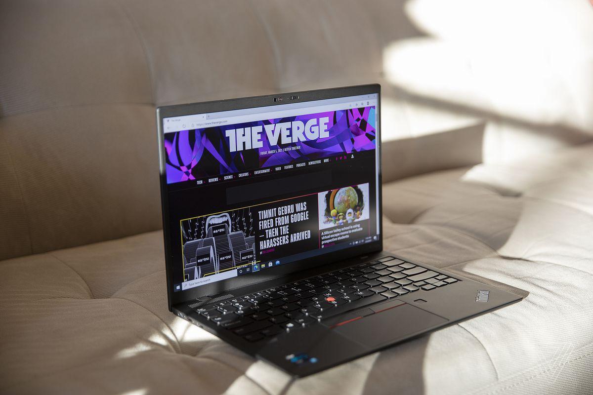 Mejor computadora portátil 2021: ThinkPad X1 Nano