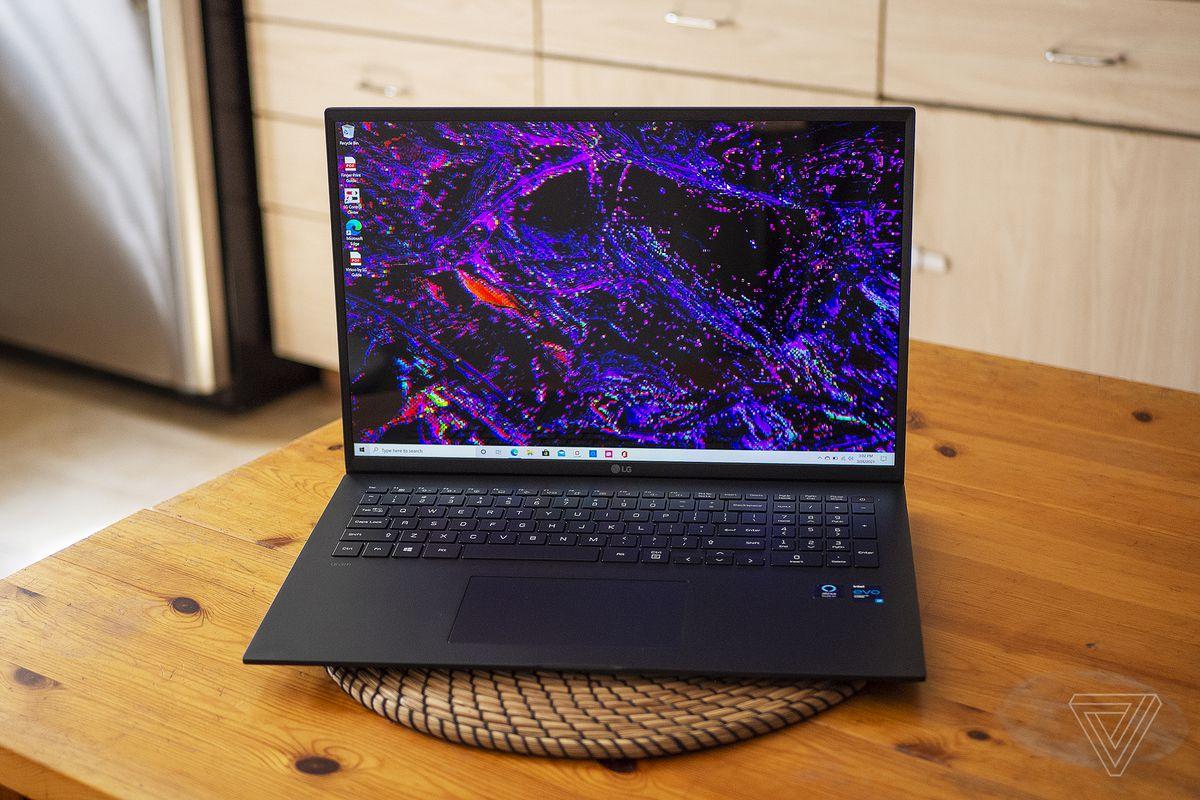 Mejor computadora portátil 20201: LG Gram 17