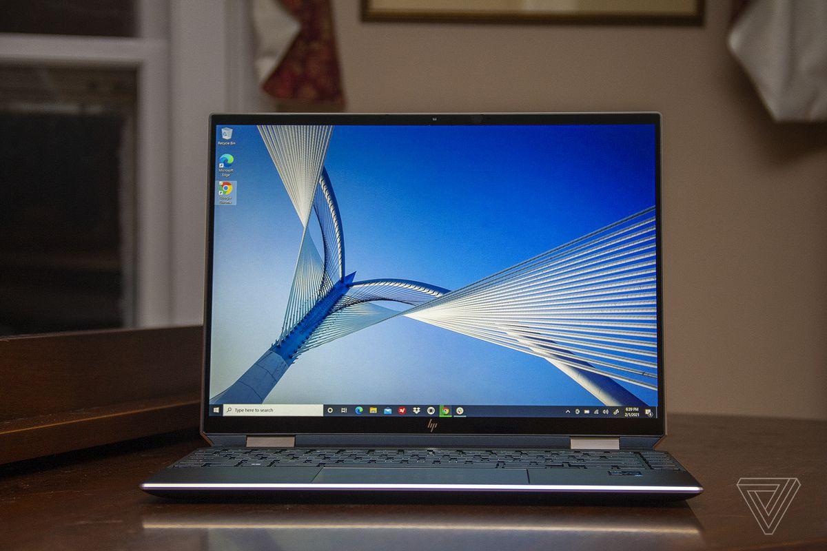 Mejor computadora portátil 2021: HP Spectre x360 14