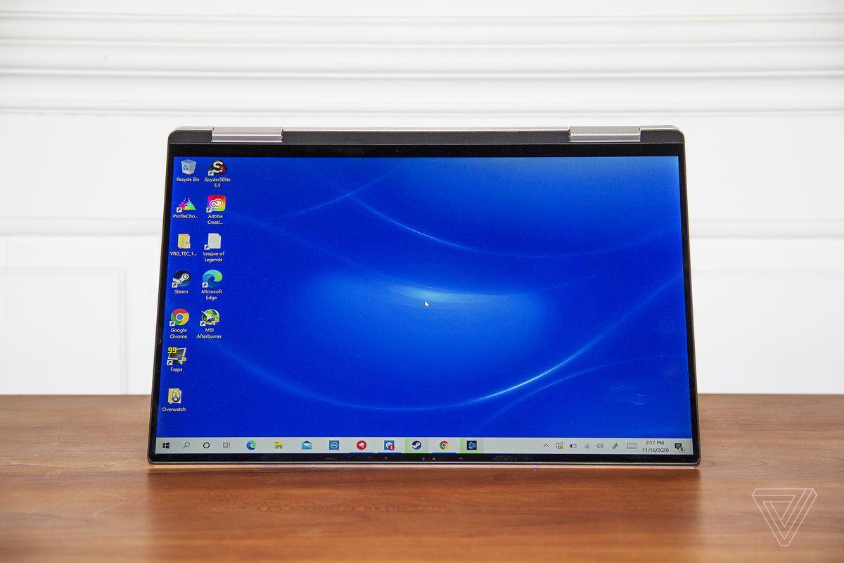 Las mejores computadoras portátiles de 2020: Dell XPS 13 2 en 1