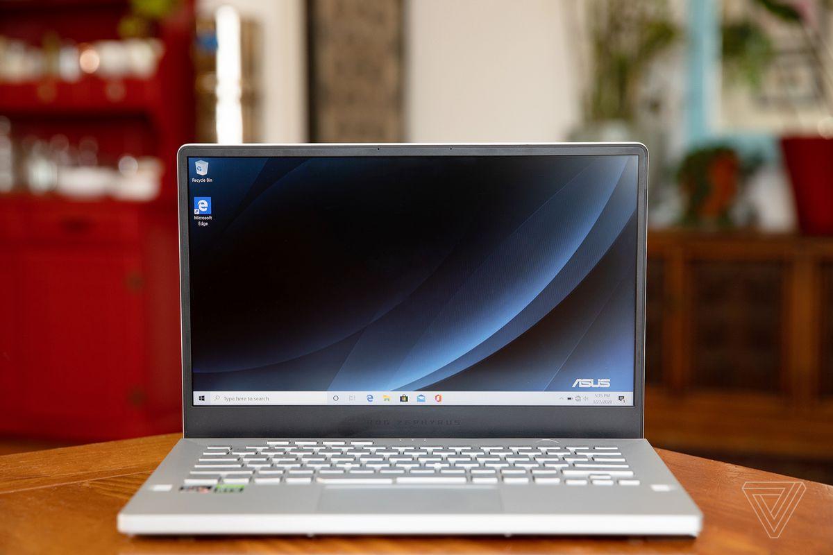 Las mejores computadoras portátiles 2020: Asus ROG Zephyrus G14