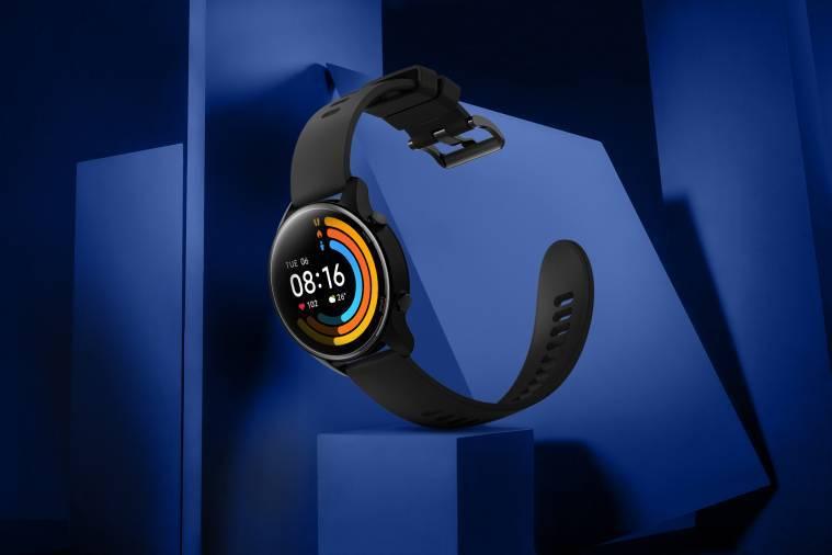 mi watch revolve active, mi watch revolve active precio en India