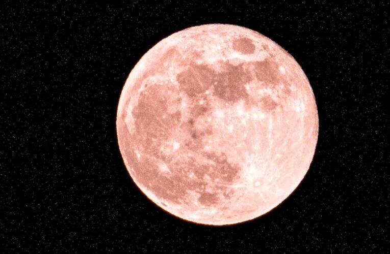 Strawberry Moon aparecerá el 24 de junio: dónde y cuándo verlo en línea