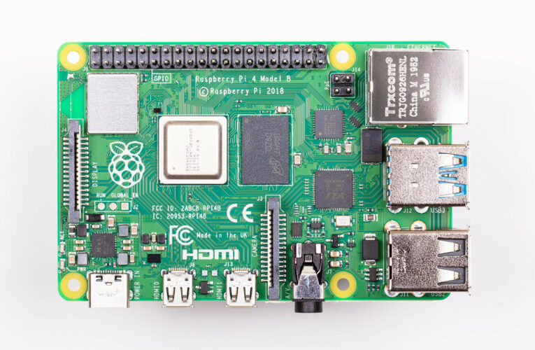 Los compromisos de la documentación de hardware de Raspberry Pi