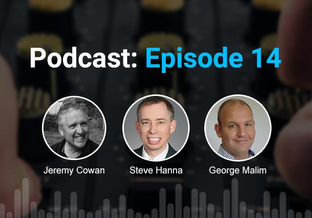 Podcast 14: Las casas inteligentes son importantes, pero ¿serán seguras?