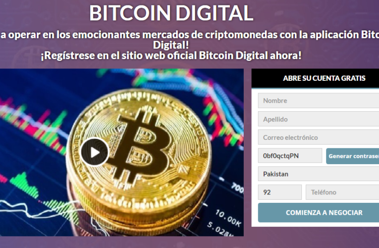 Bitcoin Digital Review 2021- ¿Legítimo o estafa? ¿Funciona realmente el software?