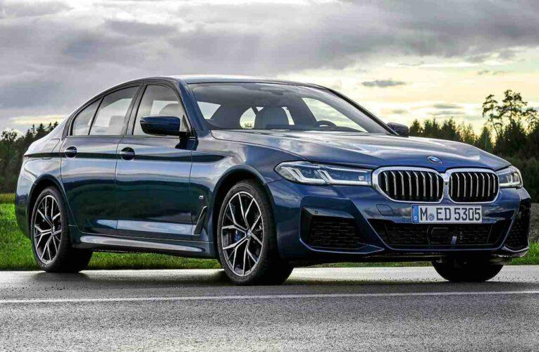 Lanzamiento del estiramiento facial BMW Serie 5 en India: consulte precios, variantes y más detalles