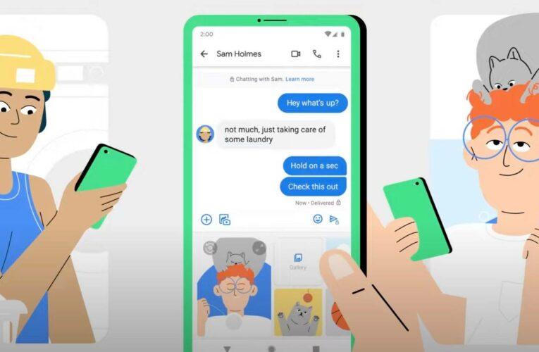 Todas las aplicaciones de mensajería deberían robar esta nueva y sorprendente función de Mensajes de Google
