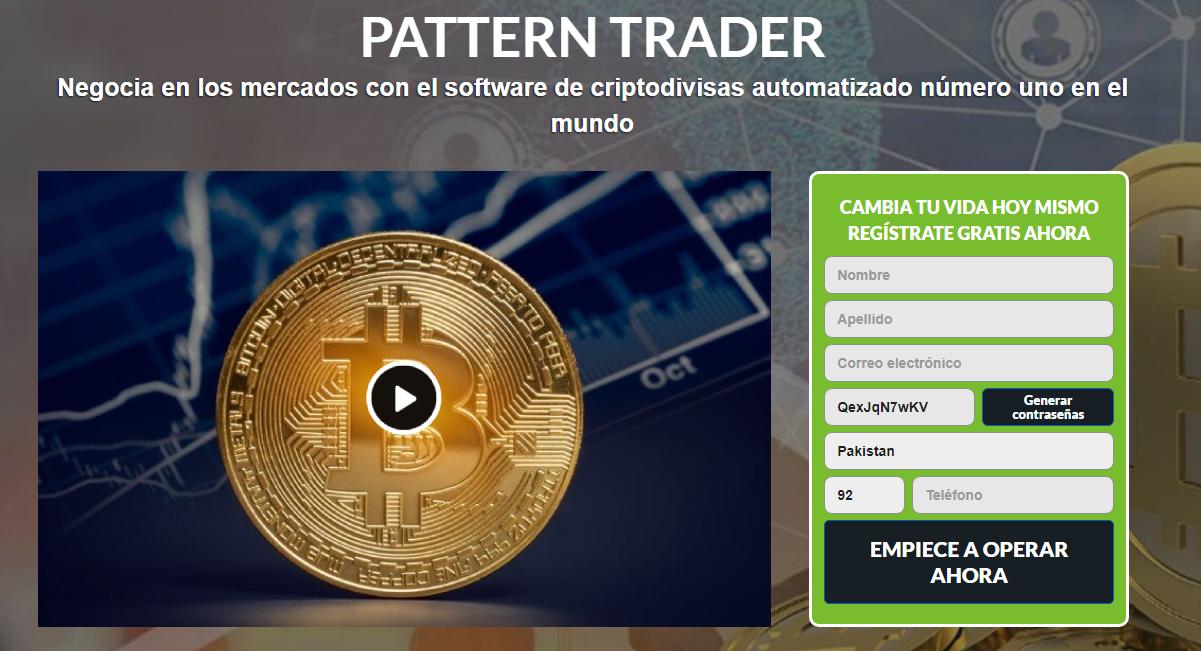 pattern trade
