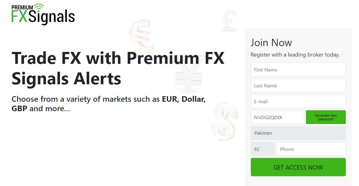 premium fx signals