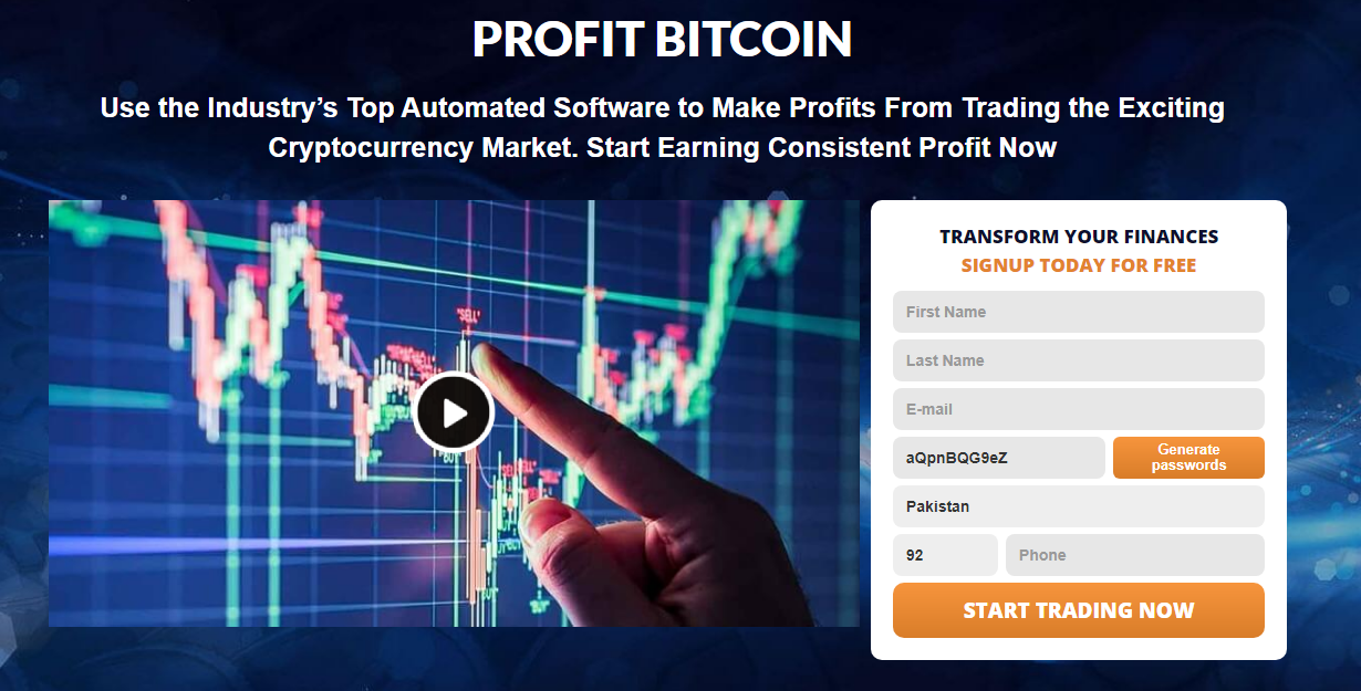 profit bitcoin