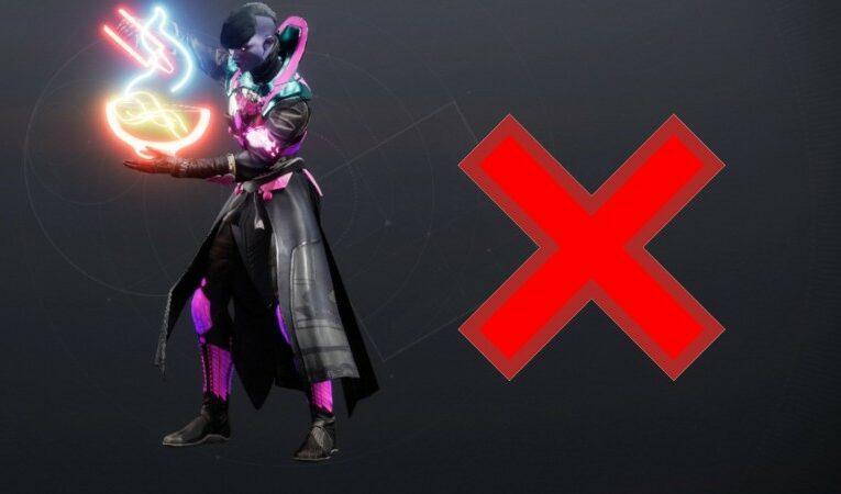 "Bungie To Destiny 2 Players: ""No compres el emblema del cupón de ramen picante"""