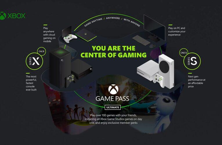 """Xbox establece su visión de llevar """"juegos a todo el mundo"""""""