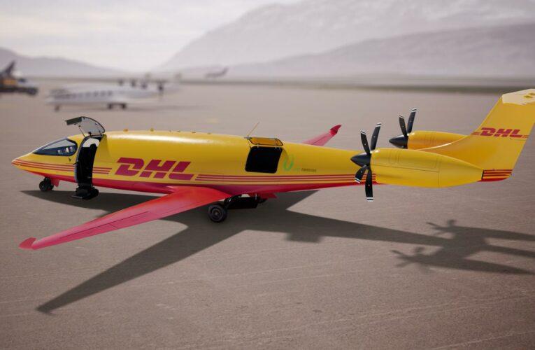 DHL está construyendo la primera red de carga aérea totalmente eléctrica