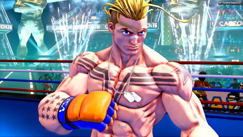 El último nuevo personaje de Street Fighter V, Luke, se revela con Akira y  Oro llegando a finales de este mes - TecNoticias, tu portal de información