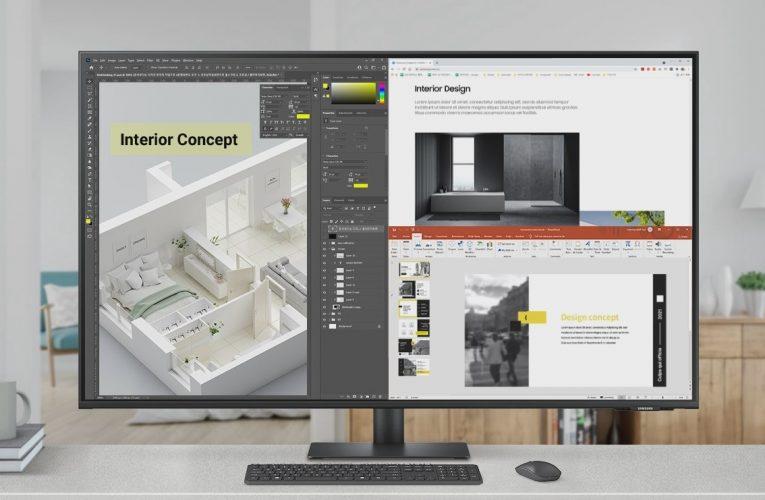 $ 70 de descuento en el monitor inteligente Samsung M7 4K UHD de 43 pulgadas y más ofertas de monitores