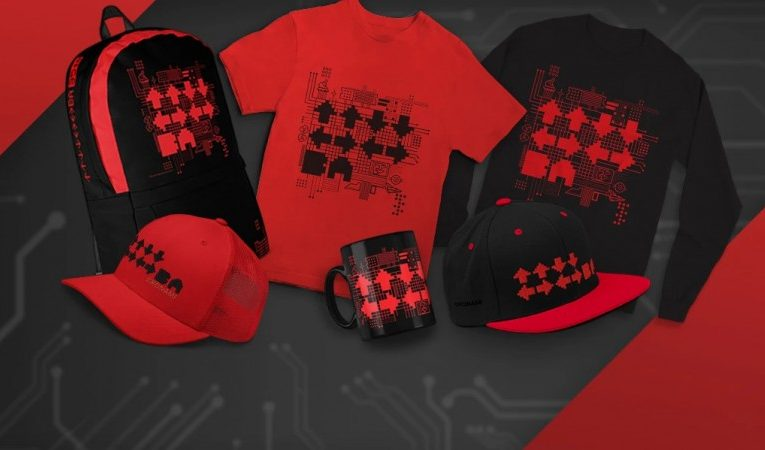 ¡El Código Konami celebra su 35 aniversario con camisetas!