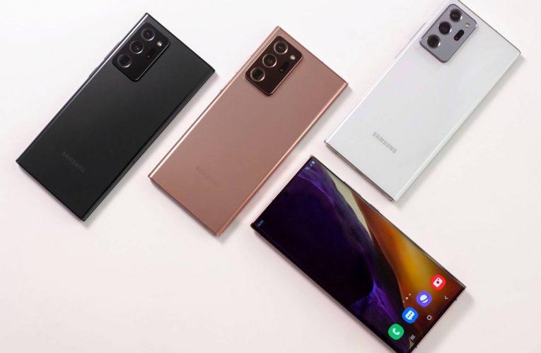 Samsung podría estar listo para matar al Galaxy Note para siempre