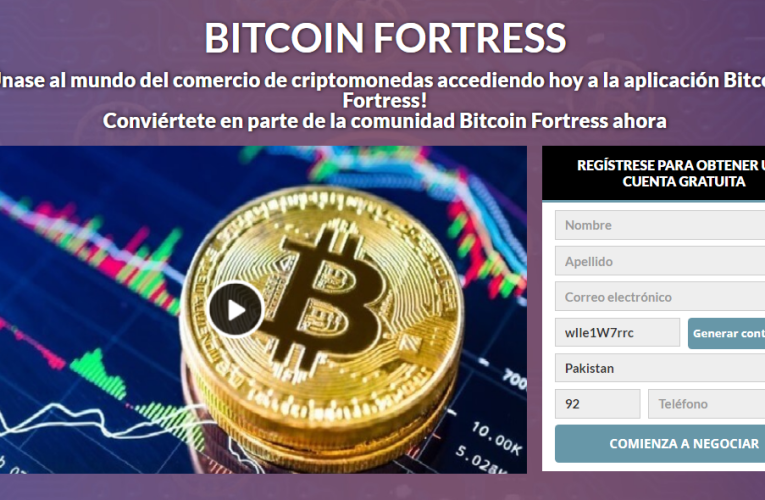 Bitcoin Fortress  OPINIONS – RELIABLE OR IS IT A SCAM? (2021)