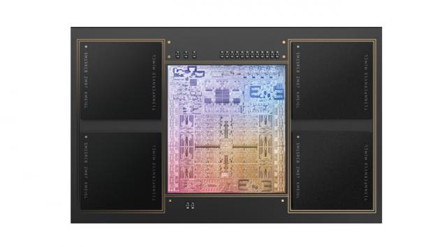 Apple presenta los nuevos SoC M1 Pro y Monster M1 Max