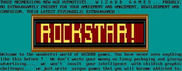 Crapshoot: Rockstar, el juego que convirtió el sexo, las drogas y el rock & roll en un simulador de gestión