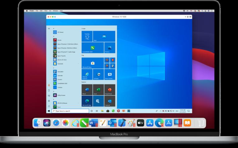 La nueva actualización de Parallels 17.1 mejoró la compatibilidad con Windows 11 y macOS Monterey